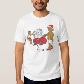 Hood Baby Rolling (red) T Shirt