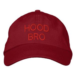 HOOD BRO - Custom Caps @ eZaZZleman.com