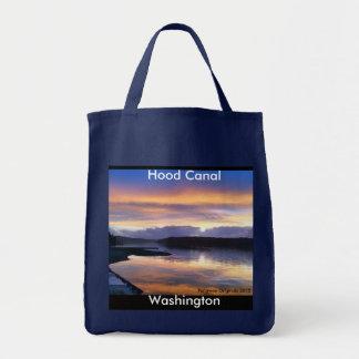 Hood Canal Washington Tote Bag