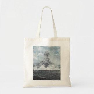 Hood heads for Bismarck 23rdMay 1941. 2014 Tote Bag