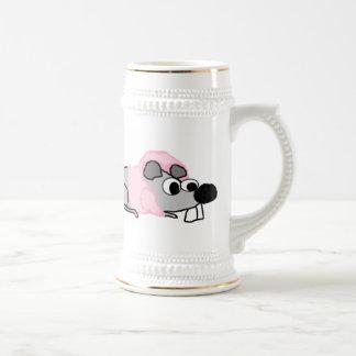Hood Rat Stein Coffee Mugs