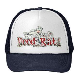 Hood Rat Trucker Hat