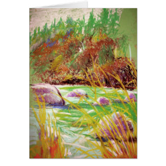 Hood River at Copper dam Card