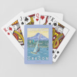 Hood River, ORWind Surfers & Kite Boarders Card Decks
