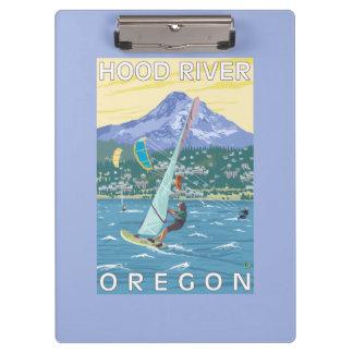 Hood River, ORWind Surfers & Kite Boarders Clipboards