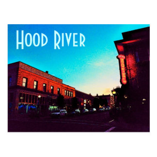 Hood River Postcard