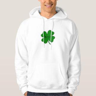 Hood sweater clover sheet