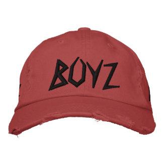 Hoodbilly BOYZ, casquillo bordado echado a un lado Gorras De Béisbol Bordadas