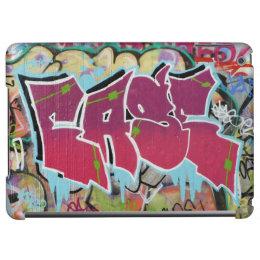 Hoodbilly Ease Graffiti Art iPad Air Cover