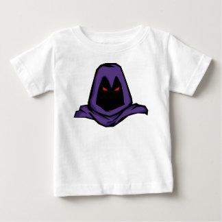 Hooded Evil Baby T-Shirt
