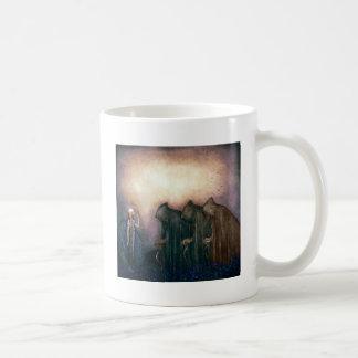 Hooded Figures Coffee Mug