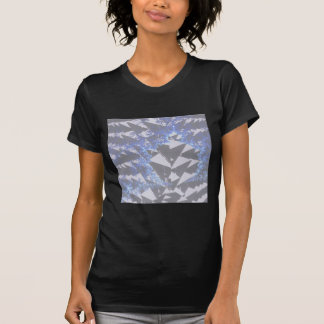 Hooded Fractals 'Your Text Here' Shirt