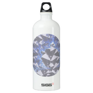 Hooded Fractals 'Your Text Here' SIGG Traveler 1.0L Water Bottle