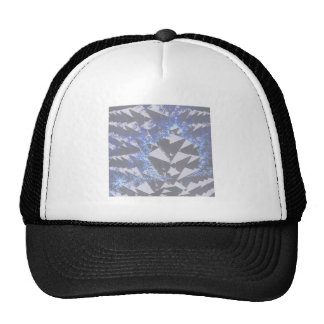 Hooded Fractals 'Your Text Here' Trucker Hat