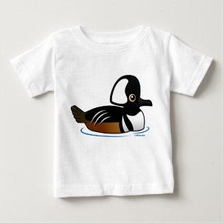 Hooded Merganser Baby T-Shirt