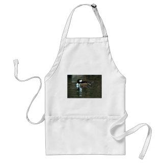 Hooded Merganser Drake Aprons
