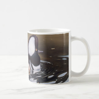 Hooded Merganser Mug