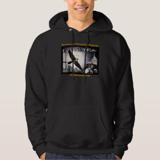 Hooded Pullover Rochester Peregrine Falcons