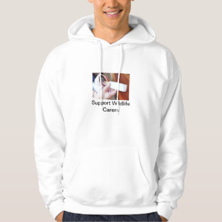 hooded shirt wildlife carer