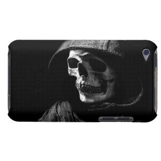 """Hooded Skeleton"" iPod Touch Case"