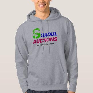 Hooded Sweatshirt, Grey Sweatshirt
