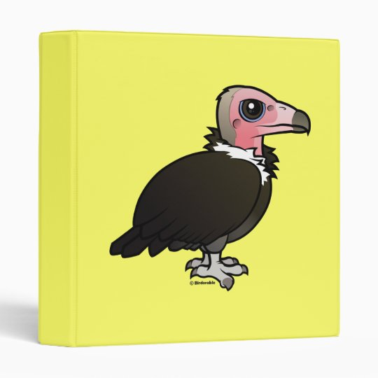 Hooded Vulture Binder