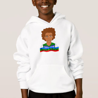 Hoodie for boys with Future Scholar
