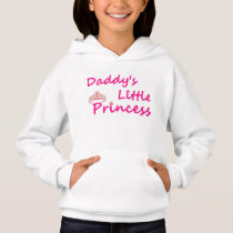 Hoodie for daddy's princess