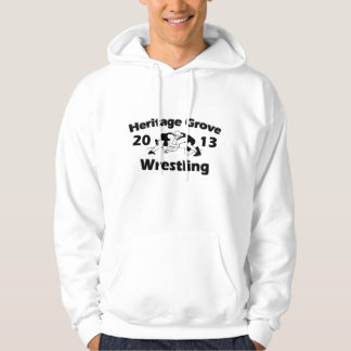 Hoodie- Front and Back Pullover