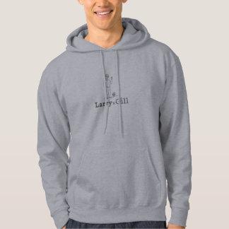 Hoodie, Larry and Gill Cartoon, hooded sweatshirt