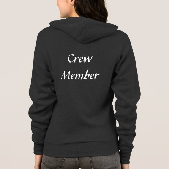Hoodie - Ship anchor with name