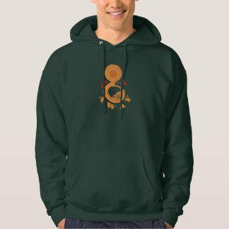 hoodie sweater - blow em away