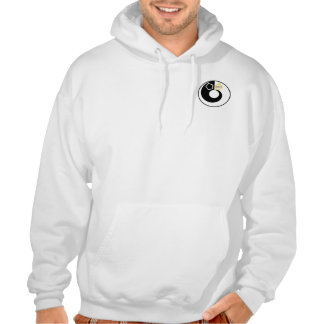 Hoodie: Think Different w/ Front Chao