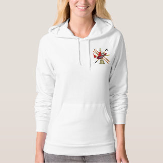 Hoodie to show firefighter love and respect....