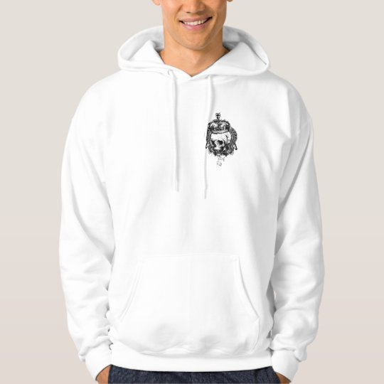 Hoodie with Skull picture