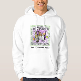 HOODIES, SWEATS - EASTER SCHMEASTER HOODED PULLOVER