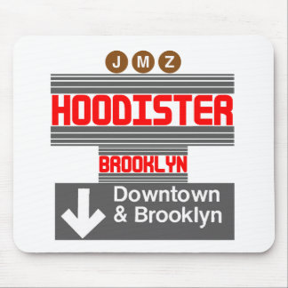 Hoodister Brooklyn New York Mouse Pad