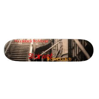 Hoodlebrink pro Model Skate Board Decks