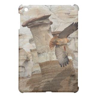 """Hoodoo Hawks"" Wild-Birds Raptors iPad Cases"
