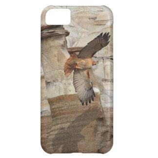 """""""Hoodoo Hawks"""" Wild-Birds Raptors iPhone Case"""