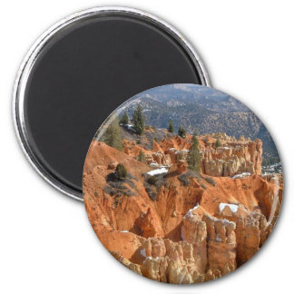 Hoodoos 2 Inch Round Magnet