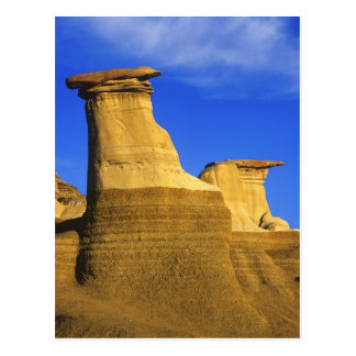 Hoodoos at Drumheller Alberta, Canada 2 Postcard