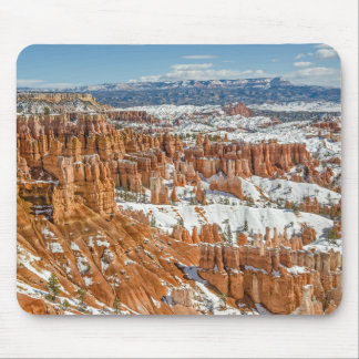 Hoodoos at Sunset Point Bryce Canyon National Park Mouse Pad