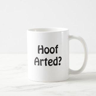 Hoof Arted Mug