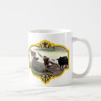 Hoof Herd Classic White Coffee Mug