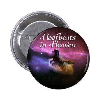 Hoofbeats in heaven button
