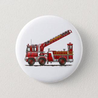 Hook and Ladder Fire Truck Button