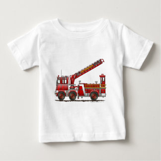 Hook and Ladder Fire Truck Shirt