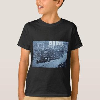 Hook and Ladder on Parade - Vinatge T-Shirt