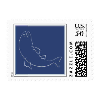 Hook and Line Postage